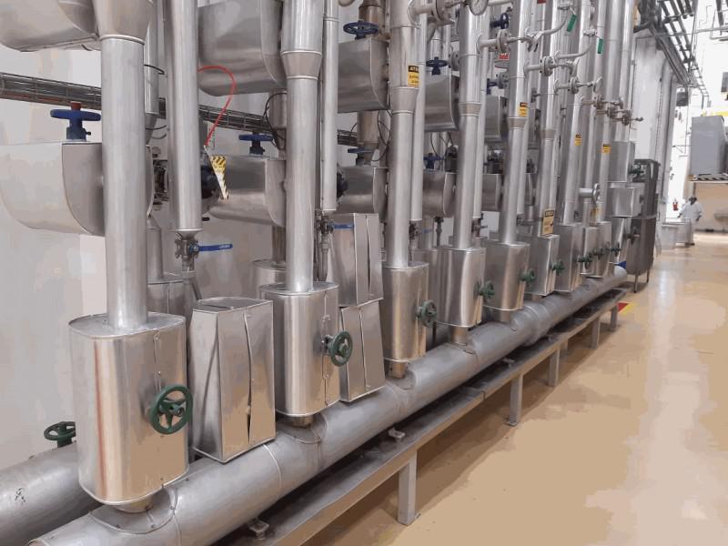 Isolamento térmico em poliuretano expandido