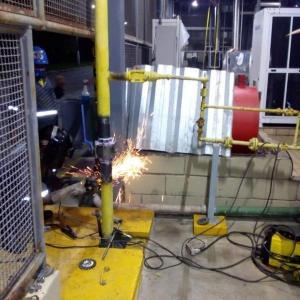 Empresa de montagem tubulação industrial